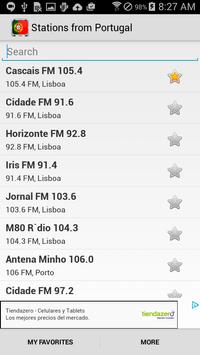 Radio Portugal screenshot 8