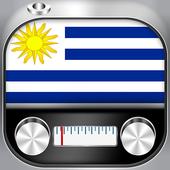 Radio Uruguay - Radio AM FM Uruguay + Radio Online icon