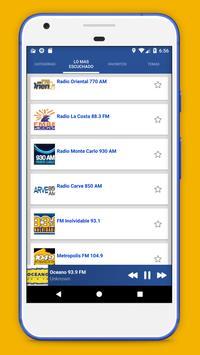 Radio Uruguay - Radio AM FM Uruguay + Radio Online screenshot 5