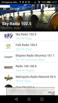 Macedonian Radio screenshot 3