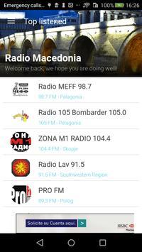 Macedonian Radio poster