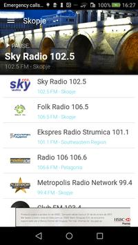 Macedonian Radio screenshot 11