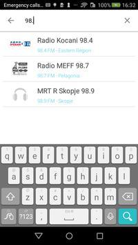 Macedonian Radio screenshot 14