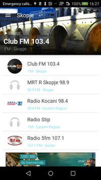 Macedonian Radio screenshot 5
