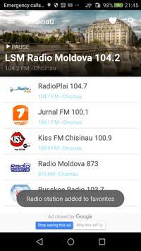 Moldova Radio screenshot 17