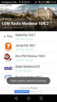 Moldova Radio screenshot 1