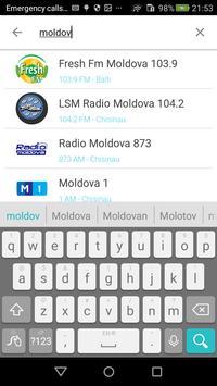 Moldova Radio screenshot 20