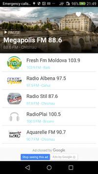Moldova Radio screenshot 21