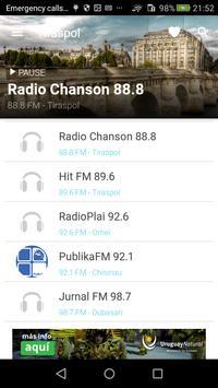 Moldova Radio screenshot 23