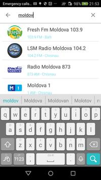 Moldova Radio screenshot 4