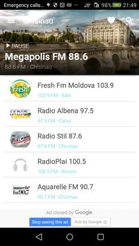 Moldova Radio screenshot 5