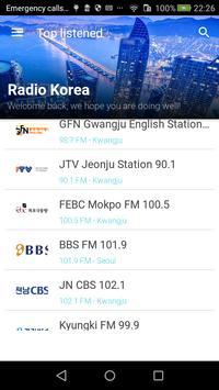 Korea Radio poster