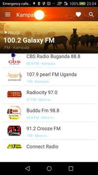 Radio Uganda screenshot 3