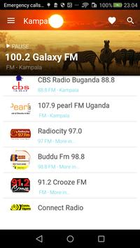 Radio Uganda screenshot 19
