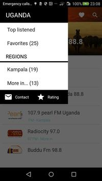 Radio Uganda screenshot 2