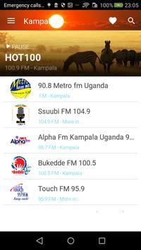 Radio Uganda screenshot 7