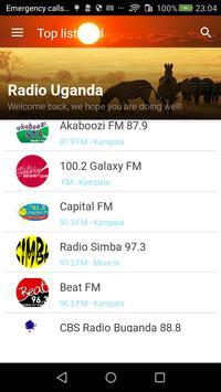 Radio Uganda screenshot 8