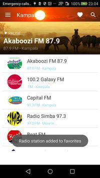 Radio Uganda screenshot 9