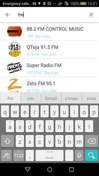 Costa Rica Radio FM - AM screenshot 14