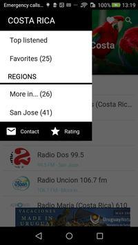 Costa Rica Radio FM - AM screenshot 2