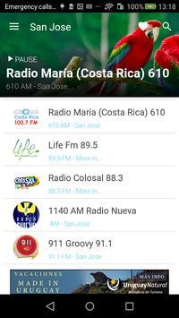 Costa Rica Radio FM - AM screenshot 7
