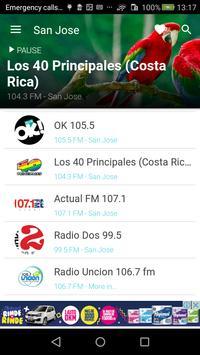 Costa Rica Radio FM - AM screenshot 5