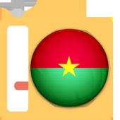 Burkinabe Radios icon