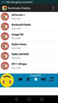 Burkinabe Radios screenshot 4