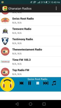 Ghanaian Radios apk screenshot