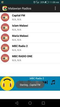 Malawian Radios poster