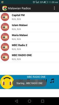 Malawian Radios apk screenshot