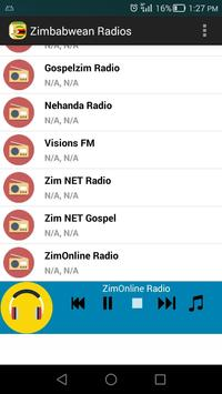 Zimbabwean Radios screenshot 1