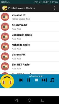 Zimbabwean Radios screenshot 2
