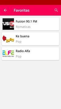 Radios Mexico screenshot 2