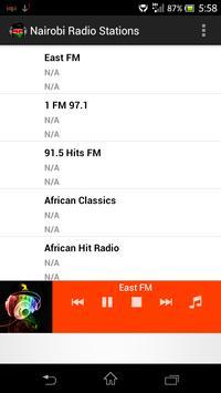 Nairobi Radio Stations screenshot 2