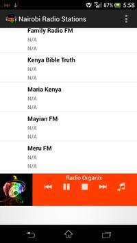 Nairobi Radio Stations screenshot 4
