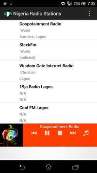 Nigeria Radio Stations screenshot 2