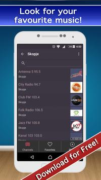 📻 Macedonian Radio FM AM Live screenshot 10