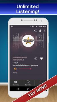 📻 Macedonian Radio FM AM Live screenshot 1