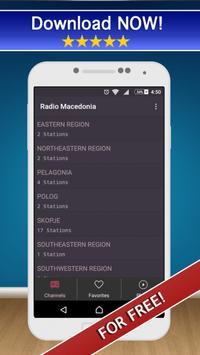 📻 Macedonian Radio FM AM Live screenshot 8