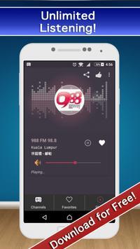 📻 Malasyan Radio FM & AM Live screenshot 11