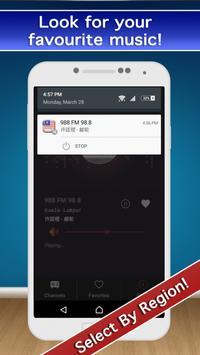 📻 Malasyan Radio FM & AM Live screenshot 3