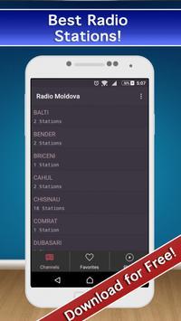 📻 Moldova Radio FM & AM Live! screenshot 8
