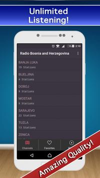 📻 Bosna Radio FM & AM Live! screenshot 1