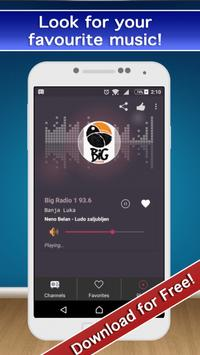 📻 Bosna Radio FM & AM Live! screenshot 2