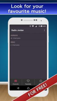 📻 Jordan Radio FM & AM Live! screenshot 3
