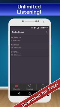 📻 Radio Kenya FM & AM Live! screenshot 2