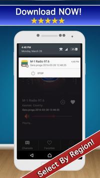 📻 Lithuania Radio FM AM Live! screenshot 7
