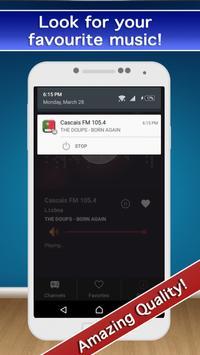 📻 Portuguese Radio FM AM Live screenshot 3