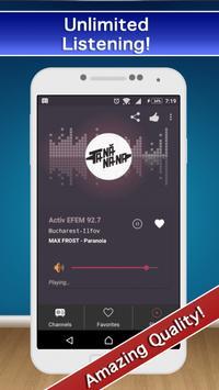 📻 Romanian Radio FM & AM Live screenshot 1